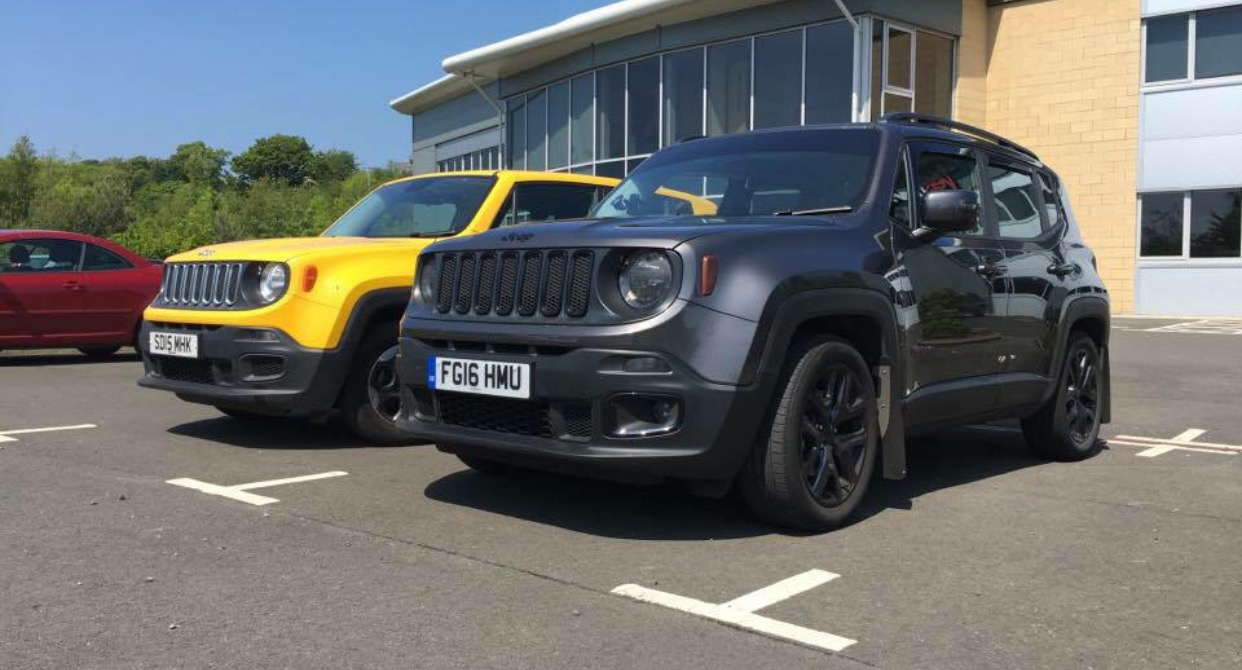 Jeep Renegade Dawn Of Justice Introduce Yourselves Jeep Owners Club